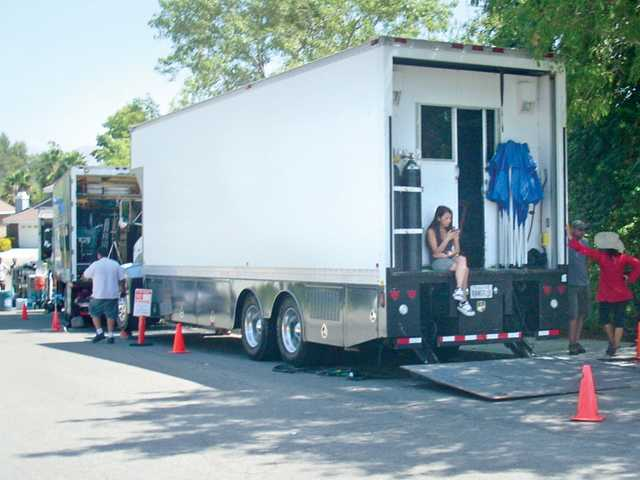 Disney movie set filmed in Saugus
