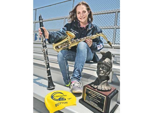 Saugus' More than an Athlete: Dakota Botton