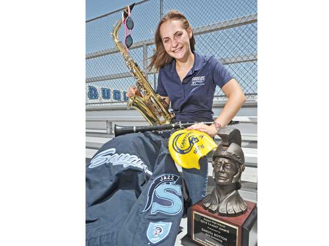 Saugus' More than an Athlete: Dakota Botton