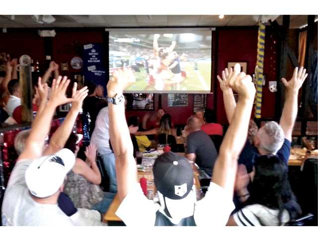 USA draws SCV crowds for World Cup
