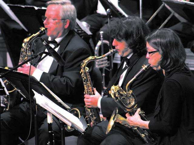College jazz band takes home multiple wins