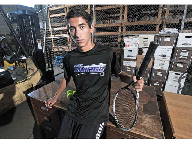 All-SCV boys tennis singles: Chad LeDuff