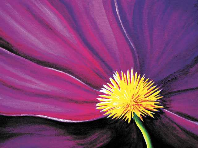 Like the flower