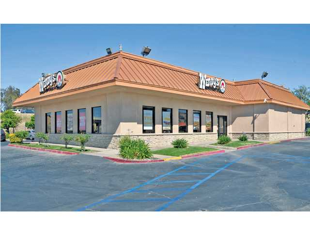 Land listed for sale at Wendy's food site