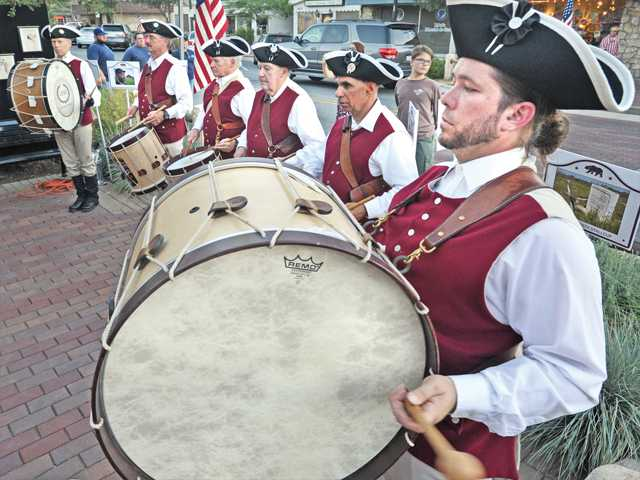 Drumming up some fun in Newhall