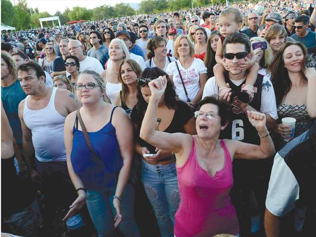 Concerts in the Park series kicks off