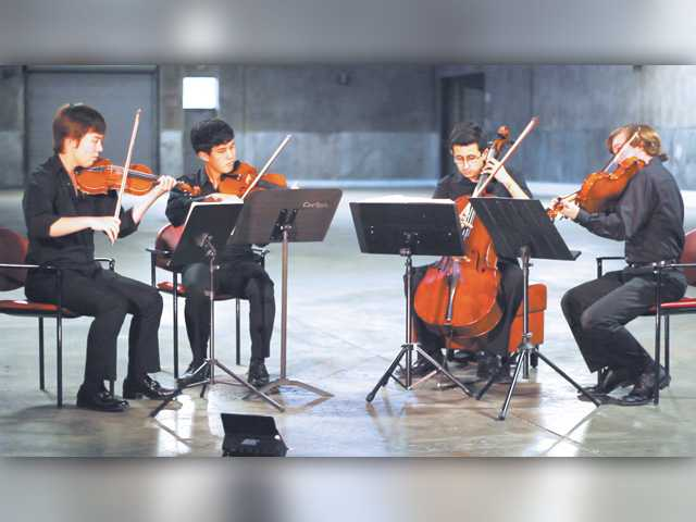 SCV quartet to broadcast on NPR