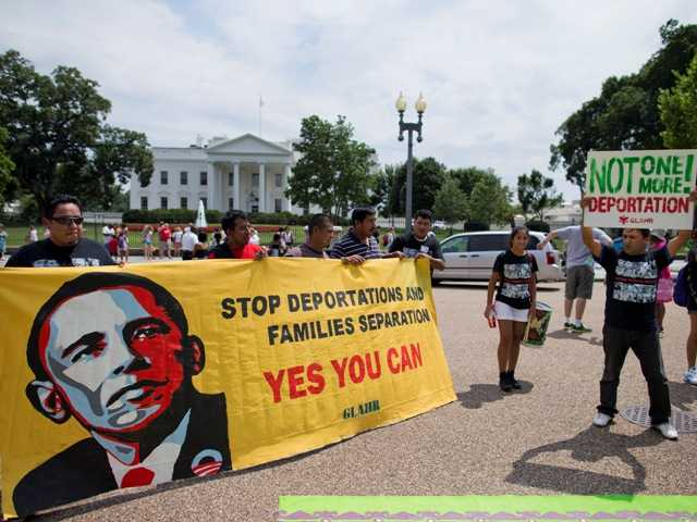 How a flood of kids upended immigration debate