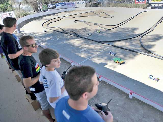 A weekend of RC racing