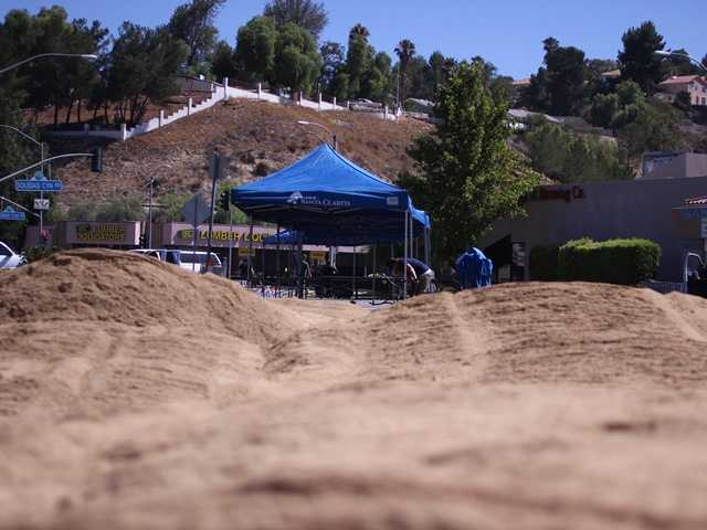 'Beach Bash' preparation under way in Canyon Country