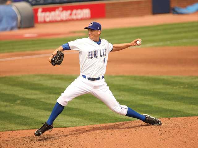 Hart grad Montgomery makes case for Major Leagues