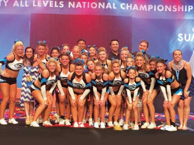 Two All-Star teams win nationals