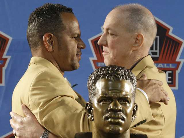 Andre Reed, Michael Strahan highlight 2014 Hall of Fame class