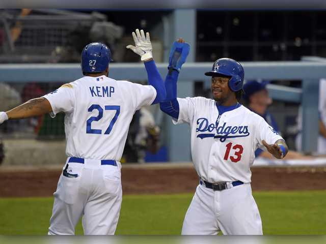 Dodgers beat Cubs on Ramirez's 3-run HR