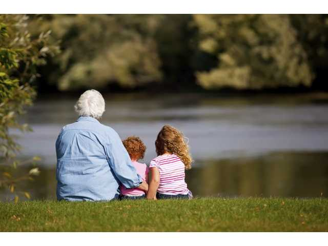 Number of children being raised solely by grandparents doubled