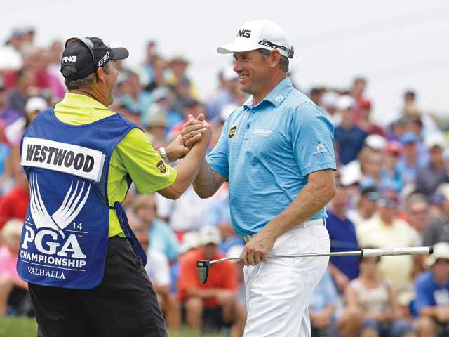 Westwood, McIlroy ride momentum at PGA