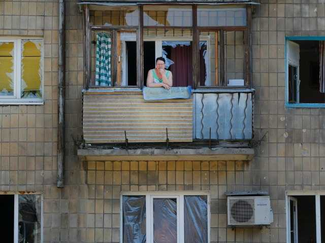 Ukraine rebel leader: We are open to a cease-fire