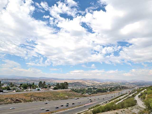 High humidity could stick around in SCV