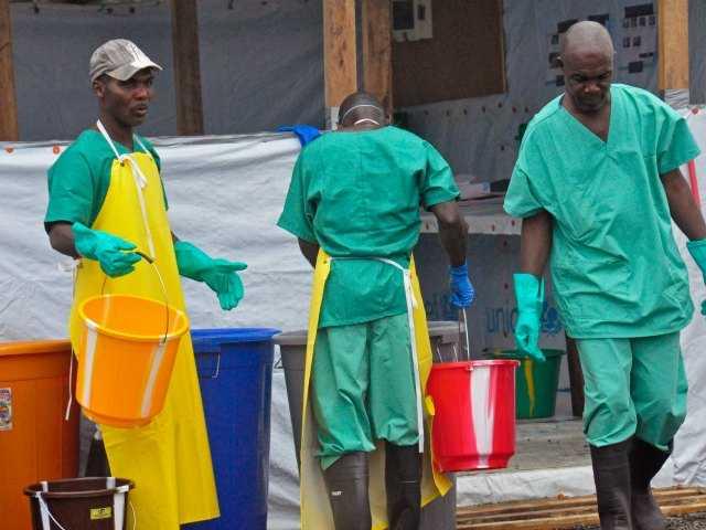 Liberia: 3 receiving untested Ebola drug improving
