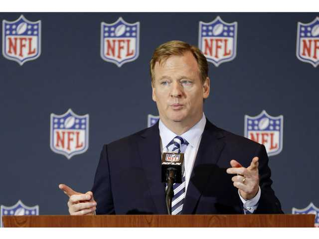 NFL increases penalties for domestic violence