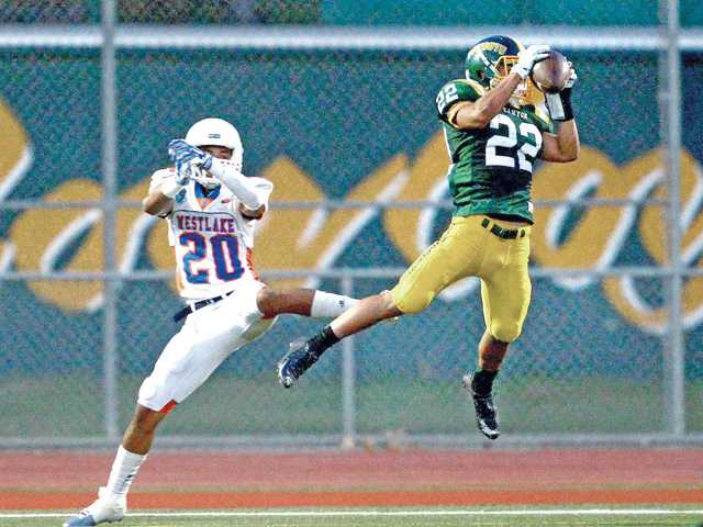 Canyon can't keep up with Westlake