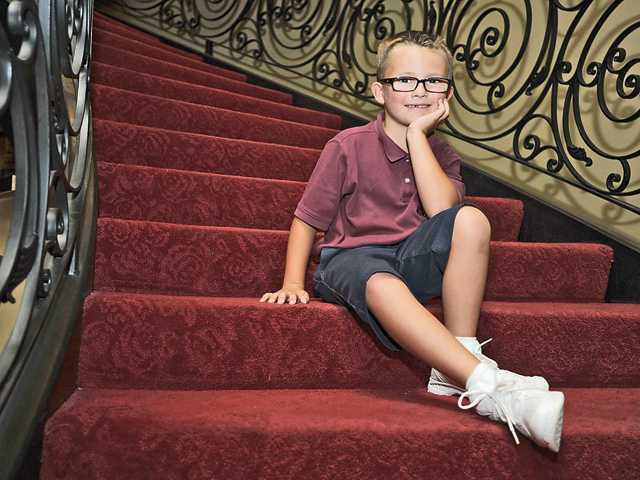 SCV second-grader takes silver screen