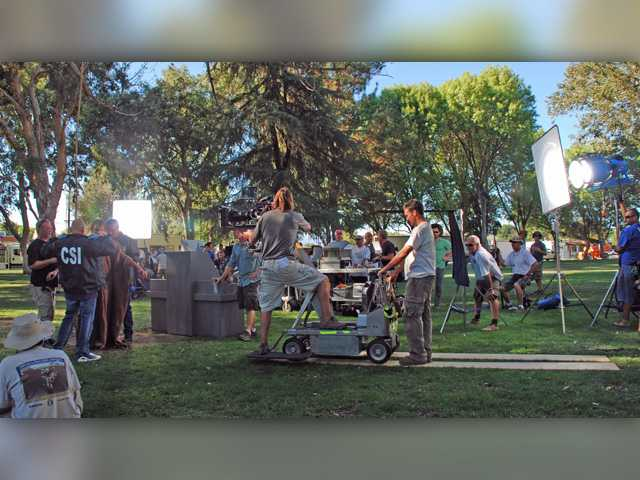 Film Incentive Program Serves as Economic Driver to Support Businesses