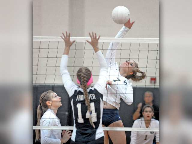 West Ranch V-Ball starts over