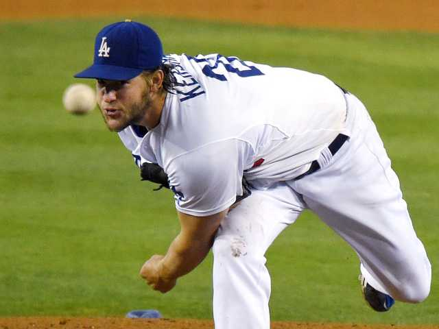 Kershaw fuels Dodgers past Nationals