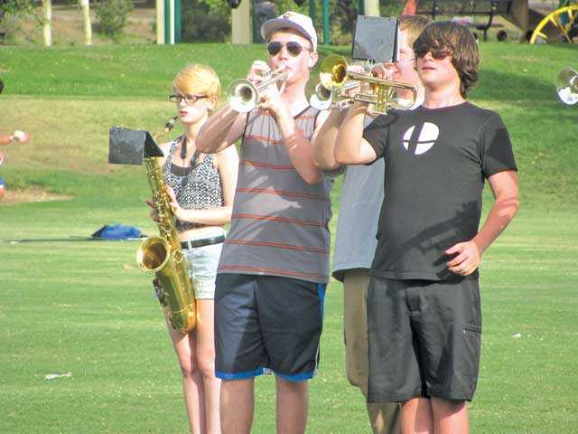 "Is marching band and colorguard a ""sport""?"