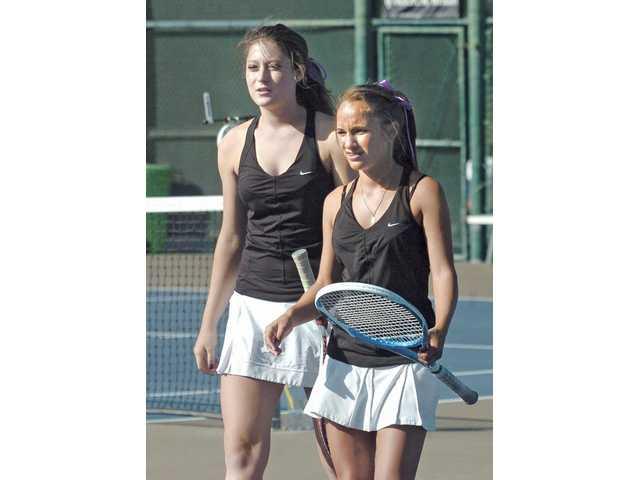 All-SCV Girls Tennis: Emergence