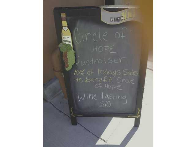 Circle of Hope hopes for wine