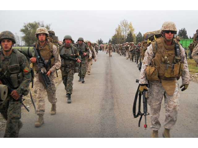 U.S. Marines play key role in Immediate Response 2010