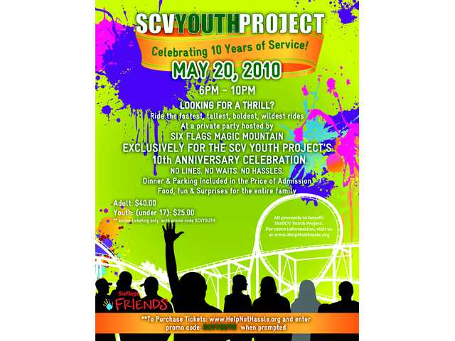 SCV Youth Project celebrates 10th anniversary May 20
