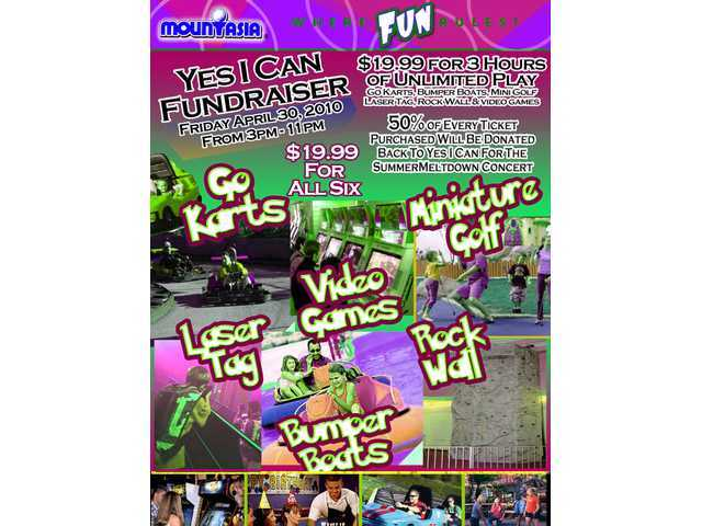 Mountasia hosts Summer Meltdown fundraiser Friday