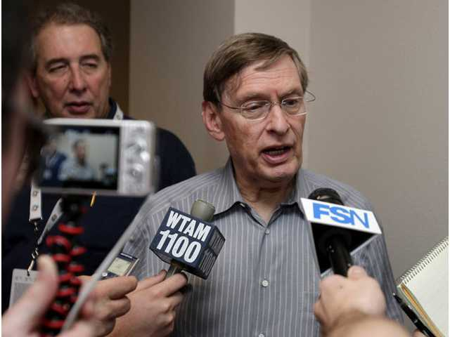 Selig: Too soon to determine if HGH test valid