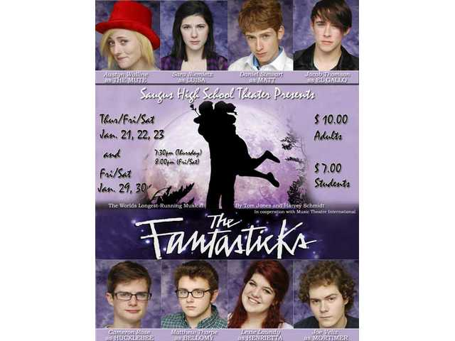Saugus High hosts 'The Fantasticks'
