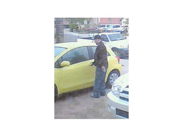 Cops seek public help to find car burglary suspect