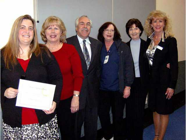 Soroptimist of SCV names award winners