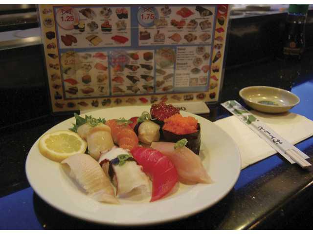 Dramatic Japanese Dining at Yamato