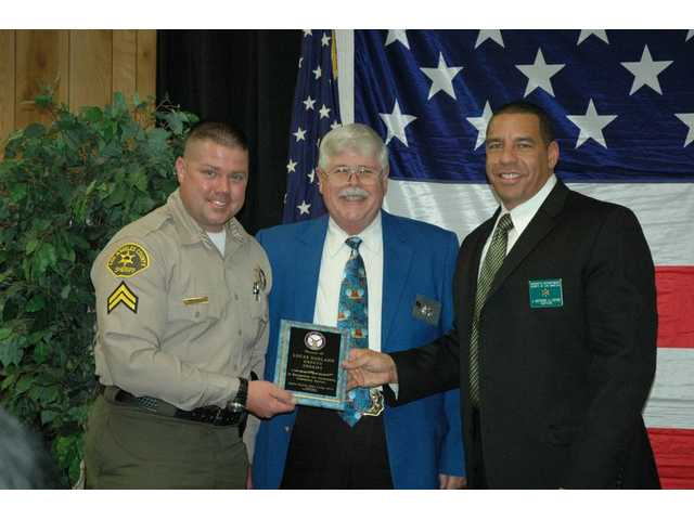 SCV deputy recognized for outstanding community service