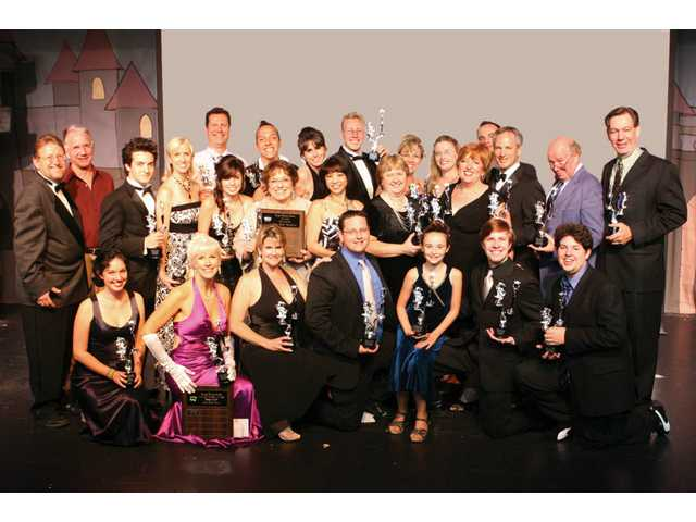 Canyon Theatre Guild goes for the gold