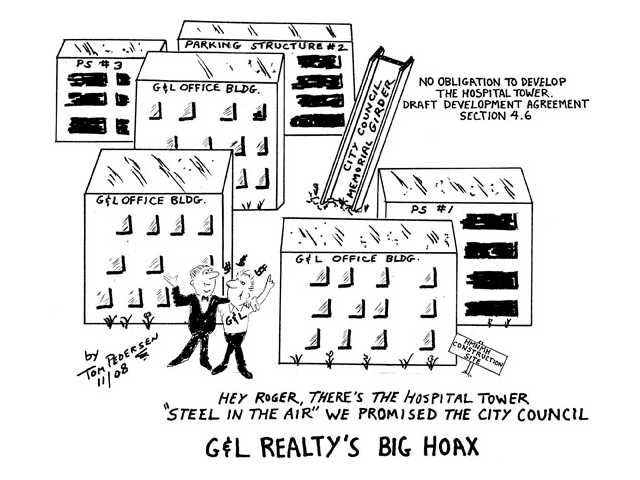G&L Realty's big hoax