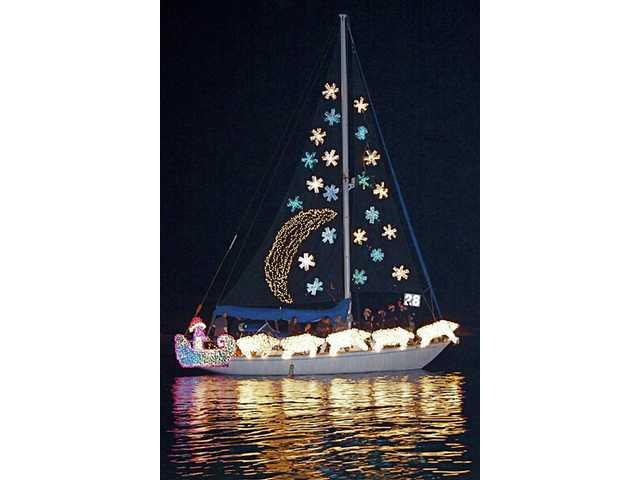 Fun on the water: Annual Ventura Harbor boat parade