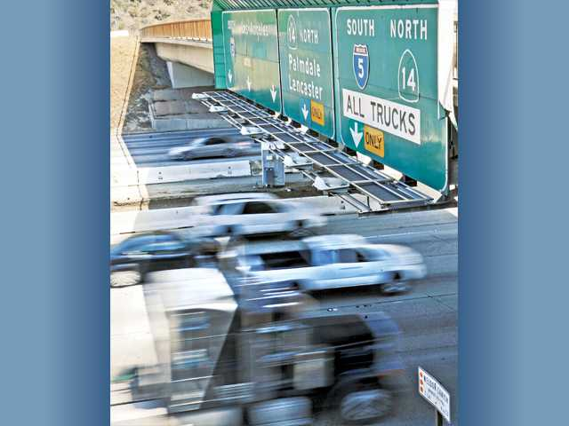 SCV toll lane project could be publicly financed