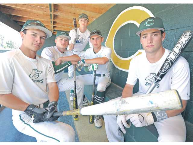 Canyon baseball profile: Up and running