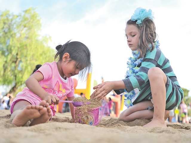 SCV comes out for a 'Beach Bash'