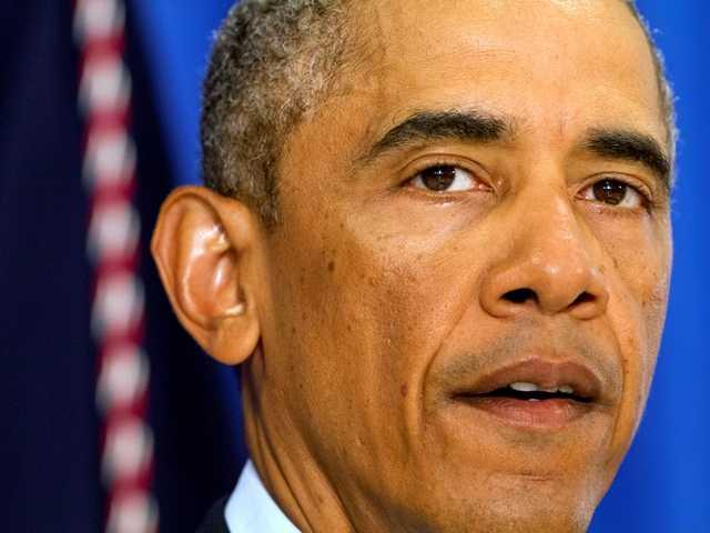 Obama faces tough options in Iraq, Syria