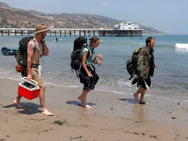 Report: Most Calif beaches had clean water in 2012