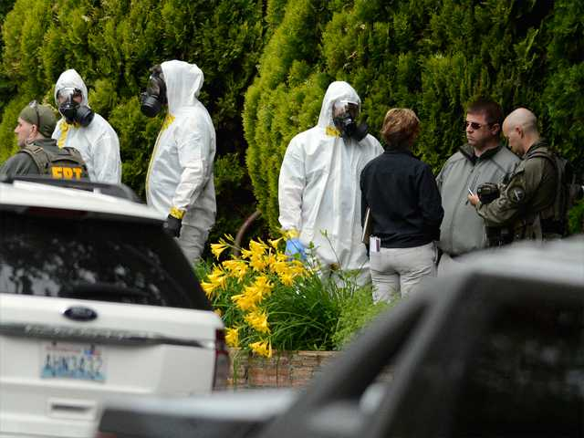 FBI: Arrest made in Wash. state ricin letter scare